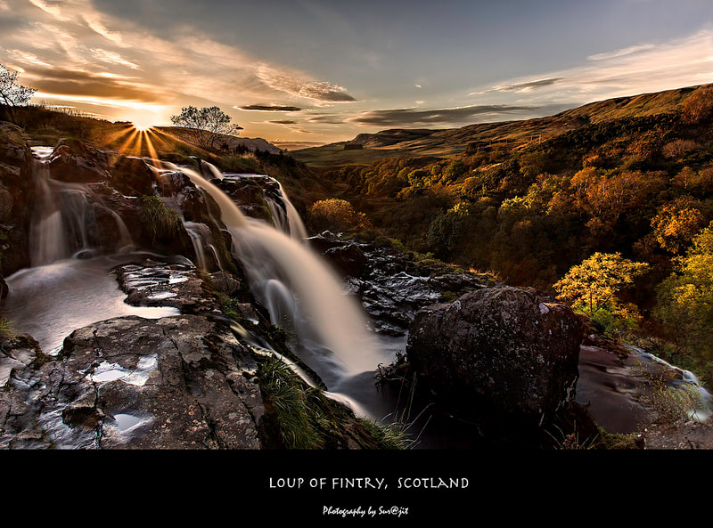 Photograph Fintry, Scotland by Jit Paul on 500px