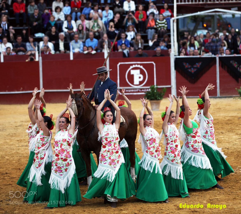 Photograph Bailarinas by Eduardo Arroyo Martin on 500px