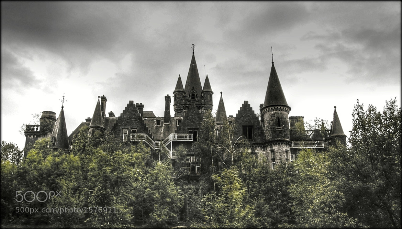 Photograph chateau Noisy / Miranda by Claudine V. on 500px