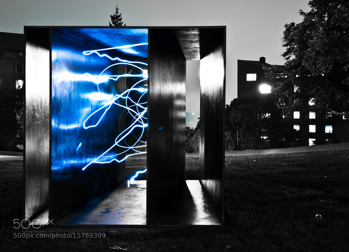 Photograph Sculpting with Light by Zach Becker on 500px