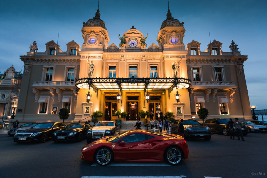 Casino Monte-Carlo by Florian Keirse on 500px.com