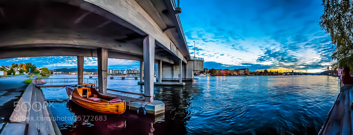 Photograph Under the Bridge by Andreas Lyng on 500px