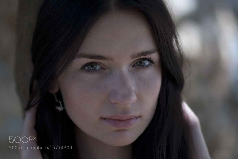 Photograph Irina by Andreas Kontokanis on 500px