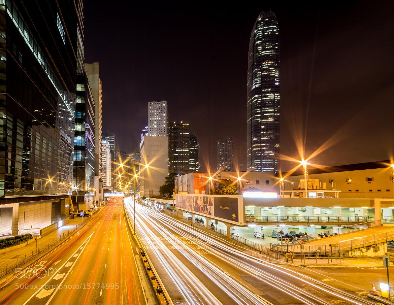 Photograph Hong Kong Rush by Adrian Armirail on 500px