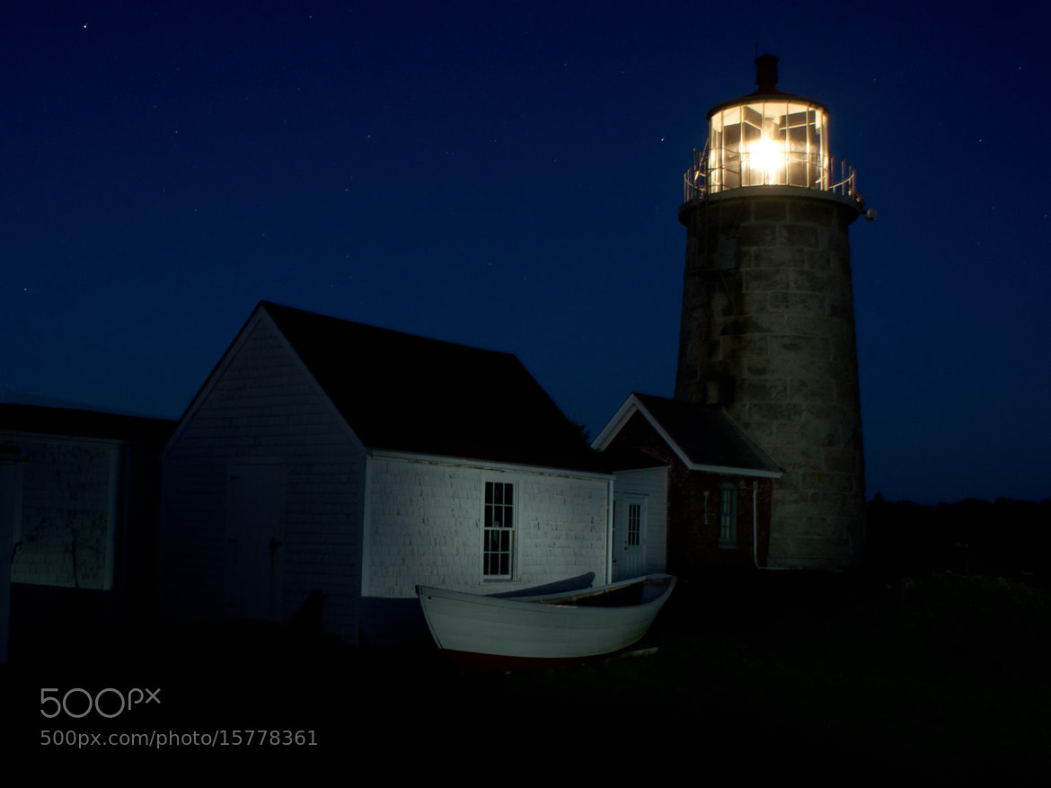Photograph Monhegan Island Lighthouse by Guy Biechele on 500px