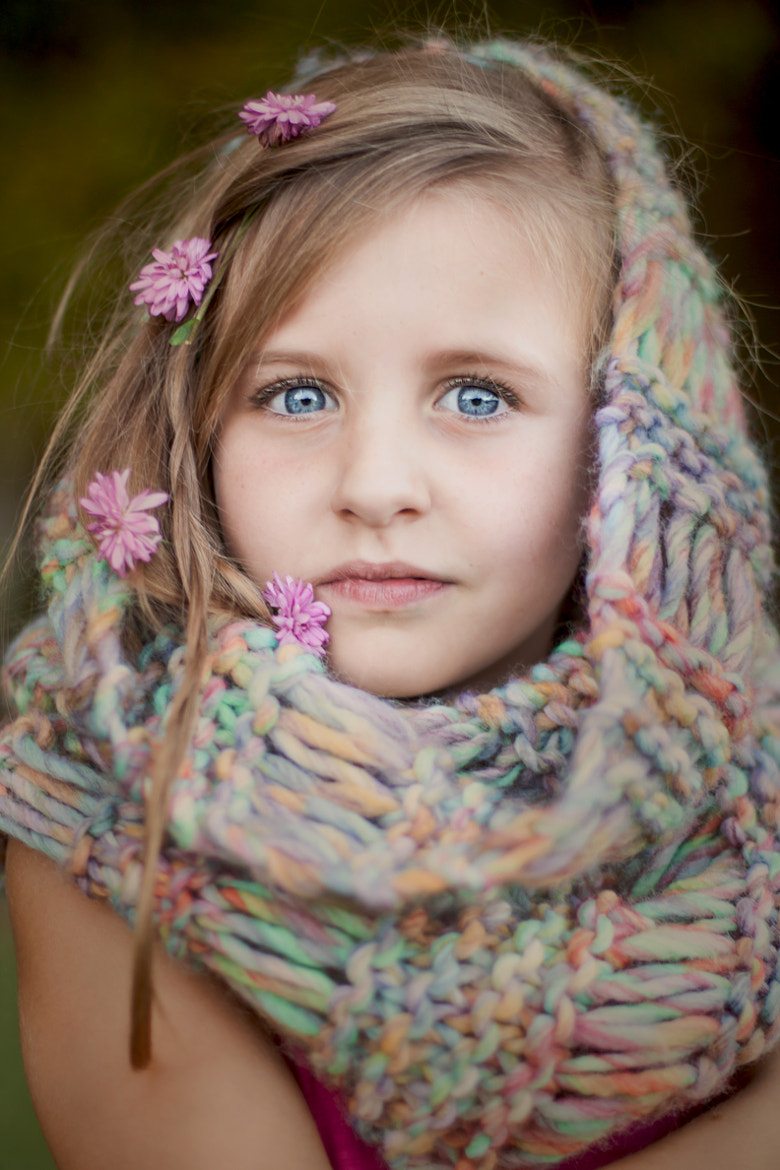 Photograph The Secret Smile by Missy Law on 500px