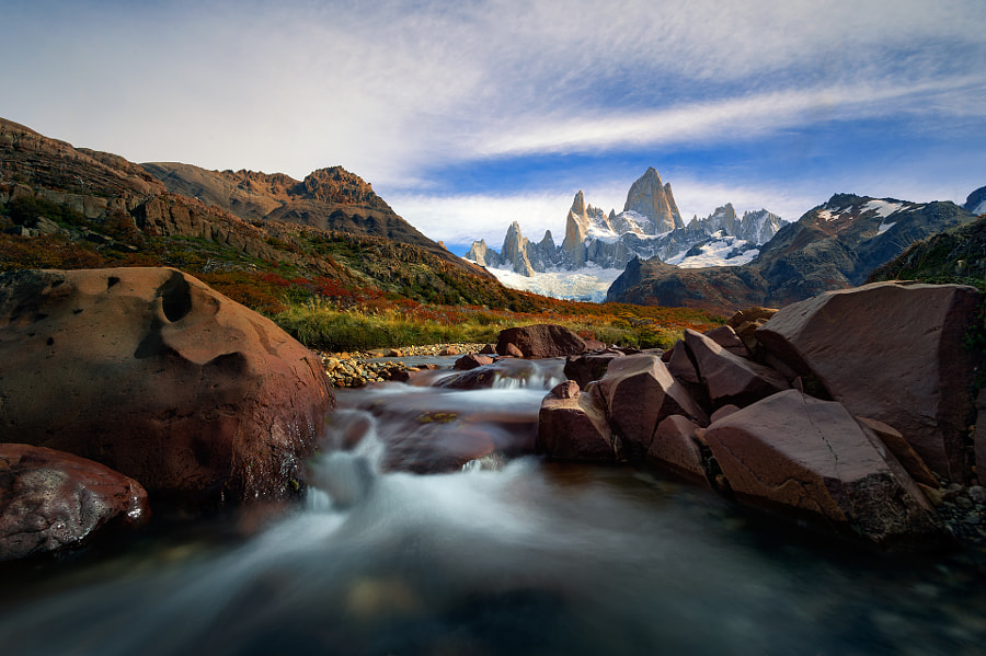 Patagonia by Pakawat Rattanasiri on 500px.com