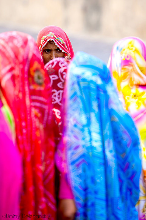 Photograph The Colours of Rajasthan by Dmitry Dolzhanskiy on 500px