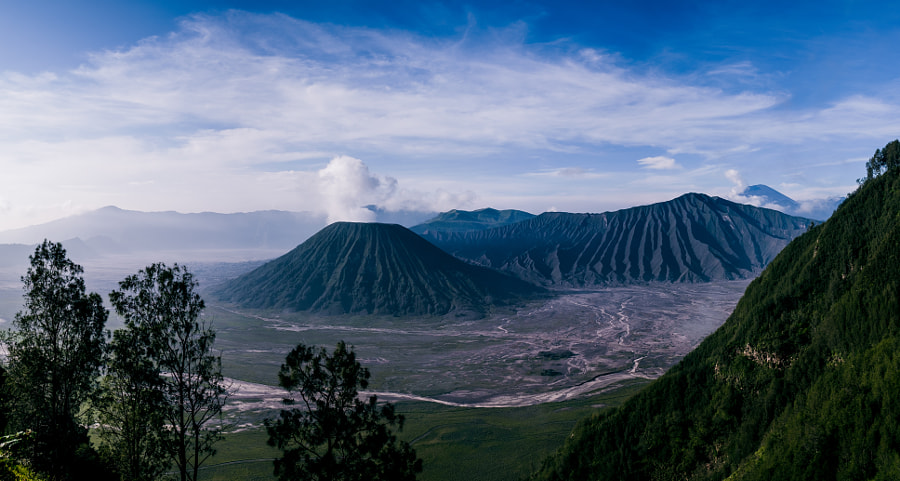 Mt Bromo by Evgeny Tchebotarev on 500px.com