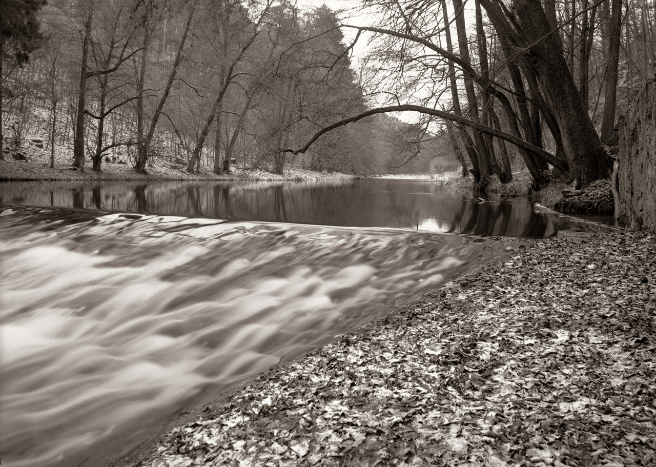 Photograph Weir by Jiří Vašina on 500px
