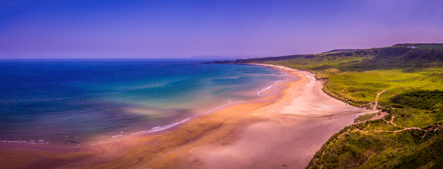 White Park Bay by Mark Geddis on 500px