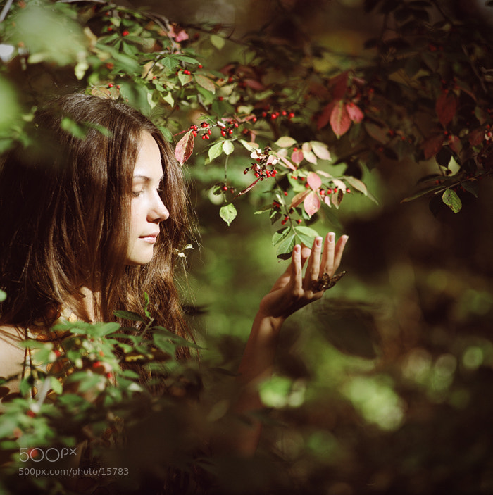 Photograph breathe in by Daria Savina on 500px
