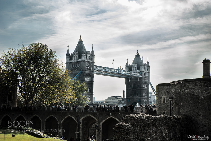 Photograph Tower Bridge by Mariana Mikhailova on 500px
