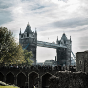 Tower Bridge by Mariana Mikhailova (WildStrawberry)) on 500px.com