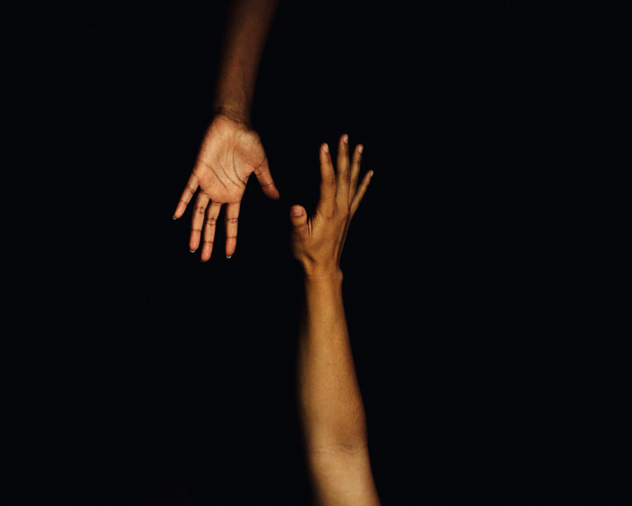 Take My Hand by Austin Scherbarth on 500px.com