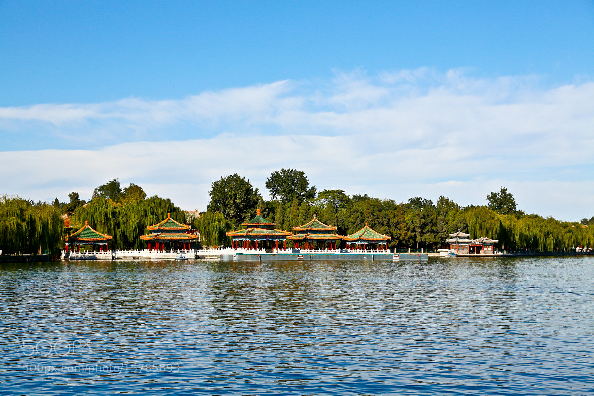Photograph Beihai Park in Beijing by Qi Zhi on 500px