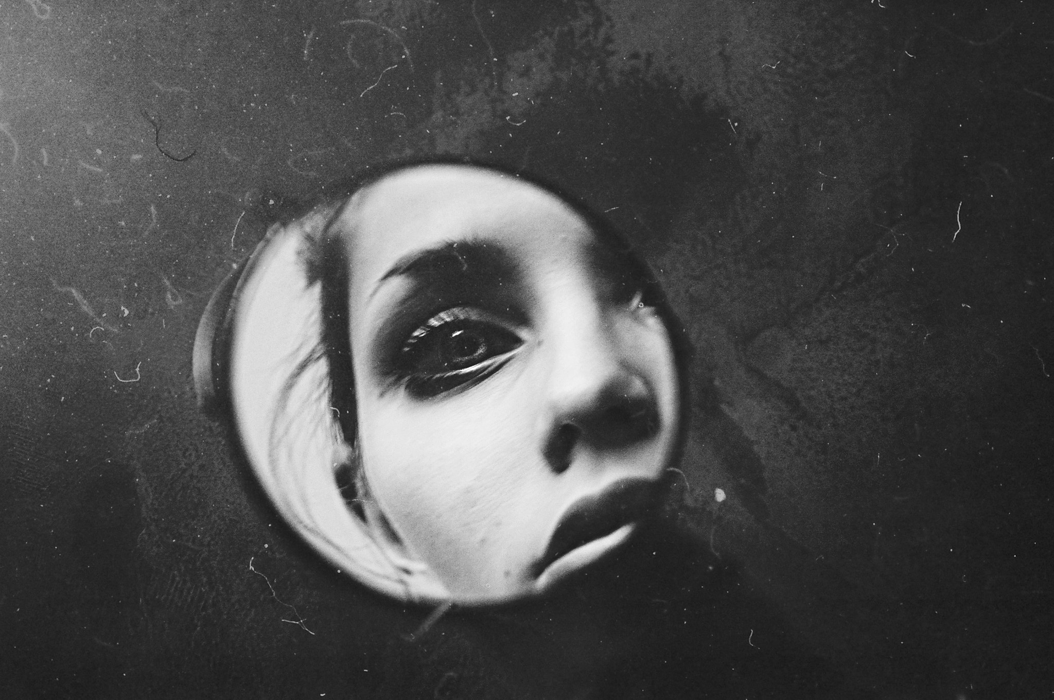 Photograph scary mirror motions by Laura Zalenga on 500px