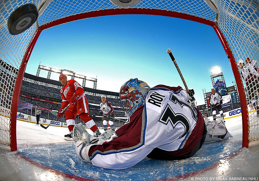 NHL - Stadium Series by Brian Babineau on 500px.com