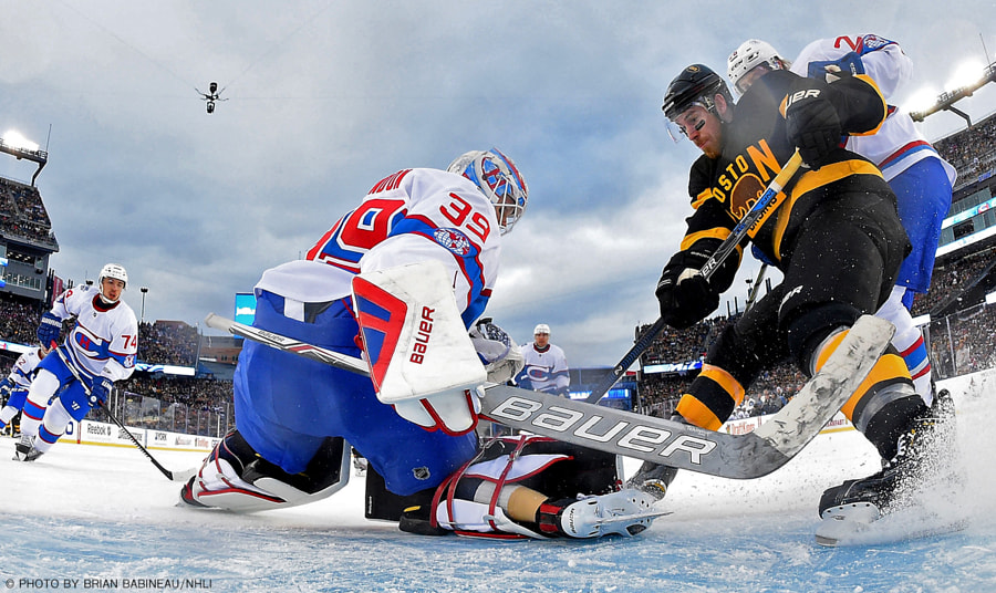 Bruins - Winter Classic by Brian Babineau on 500px.com