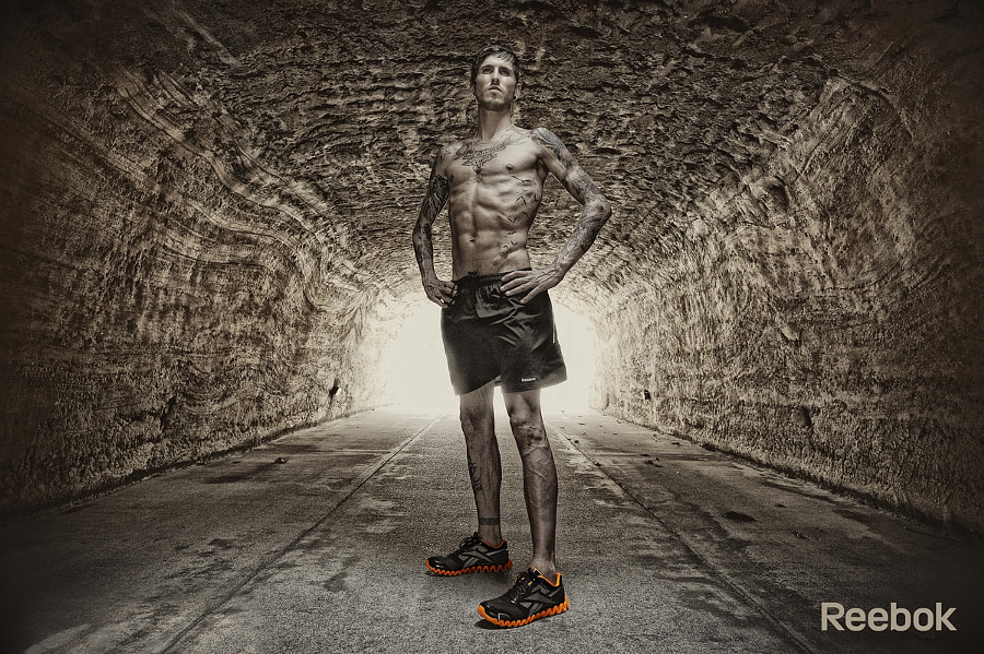 REEBOK - RUNNING by Brian Babineau on 500px.com