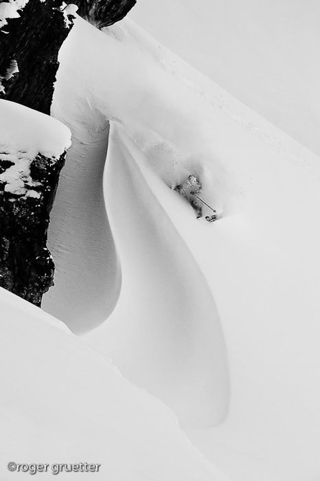 Photograph december pow by roger gruetter on 500px