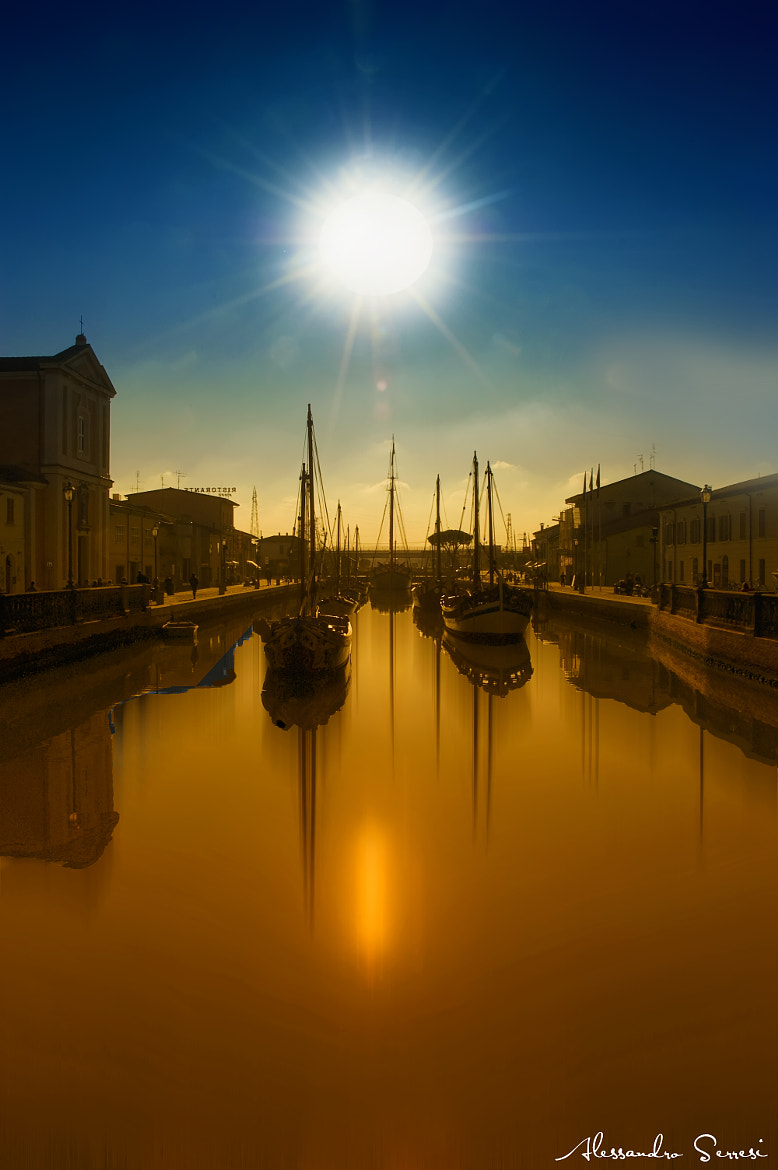 Photograph CESENATICO - ITALY - by Alessandro Serresi on 500px