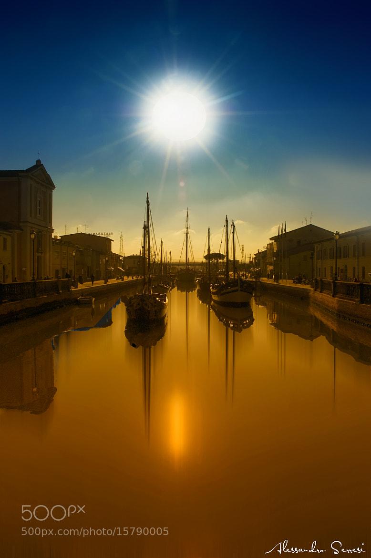 Photograph CESENATICO - ITALY - by Alessandro Serresi on 500px