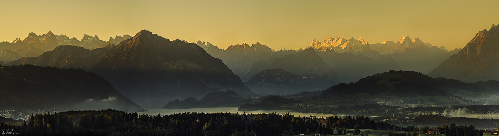 Photograph Good morning switzerland by Robin Halioua on 500px