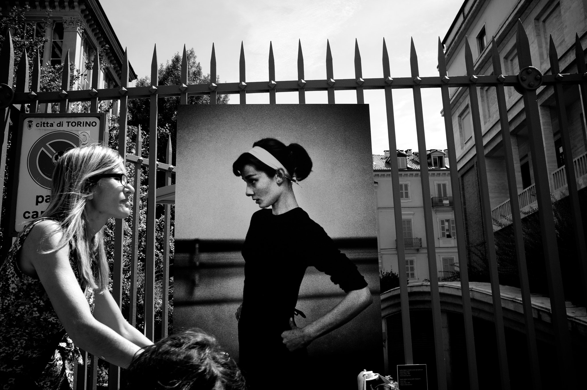 Photograph Meeting with Audrey by Alessandro Greganti on 500px