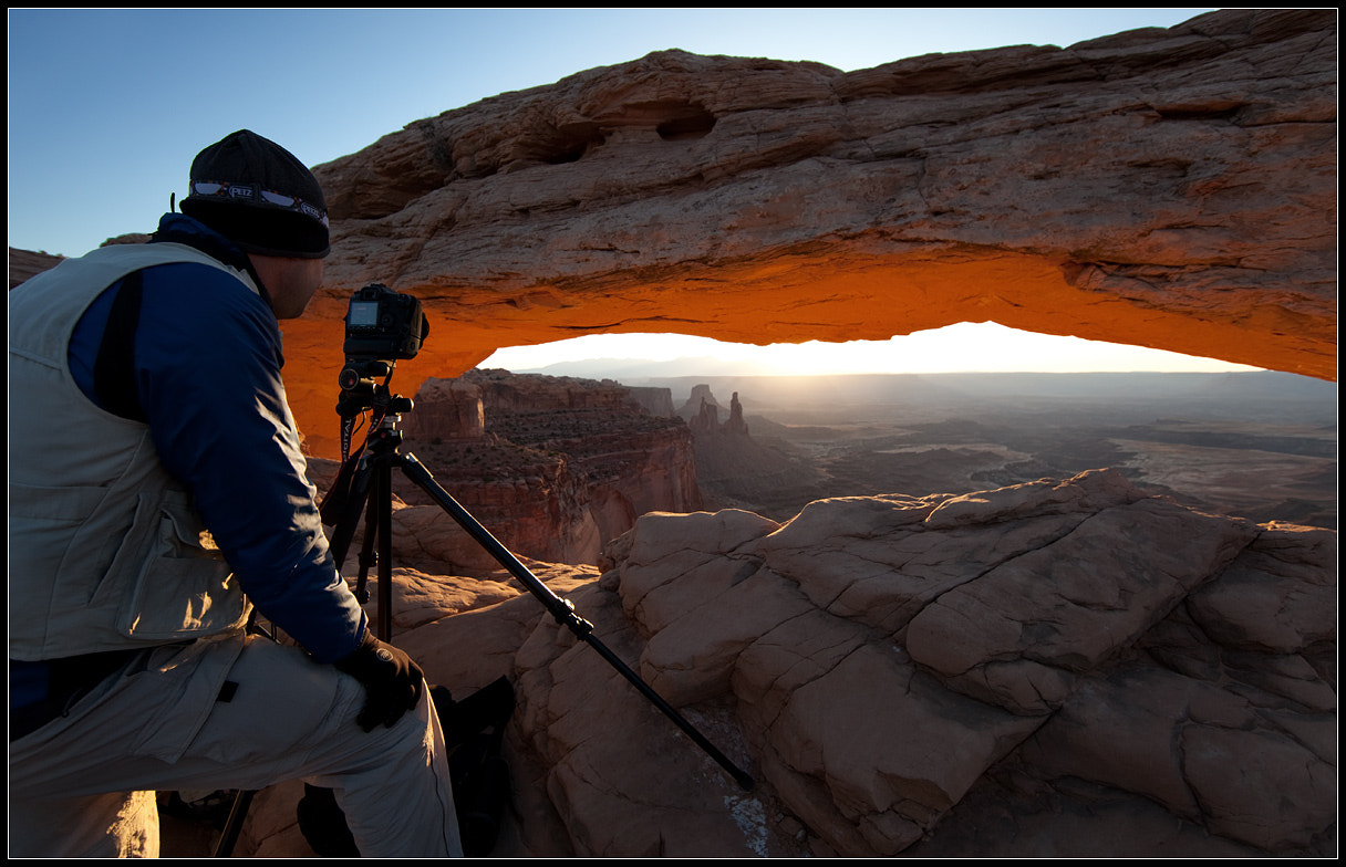 Photograph Mesa Arch, USA by Yury Pustovoy on 500px