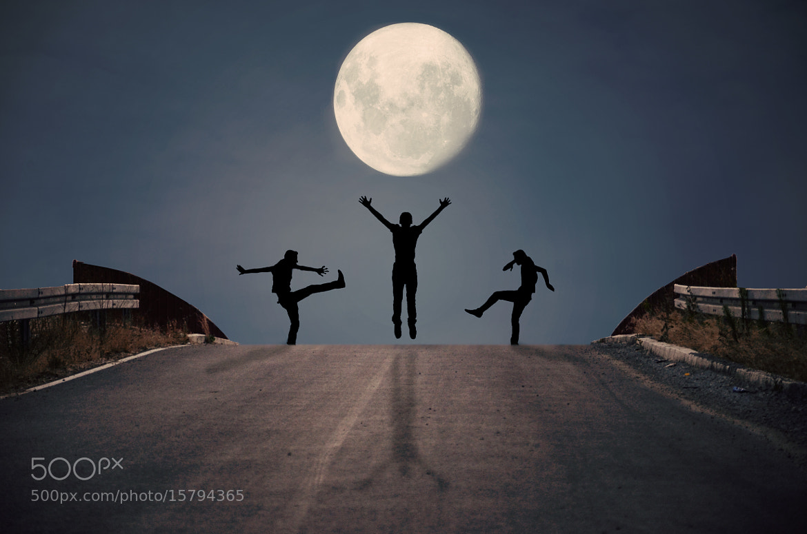 Photograph 3 players by Adrian Limani on 500px