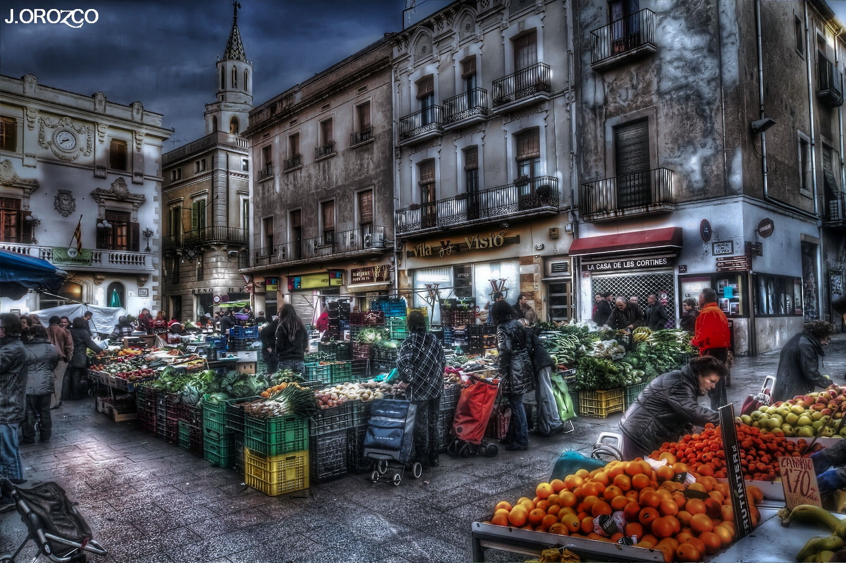Photograph Dia de mercado. by jose orozco on 500px