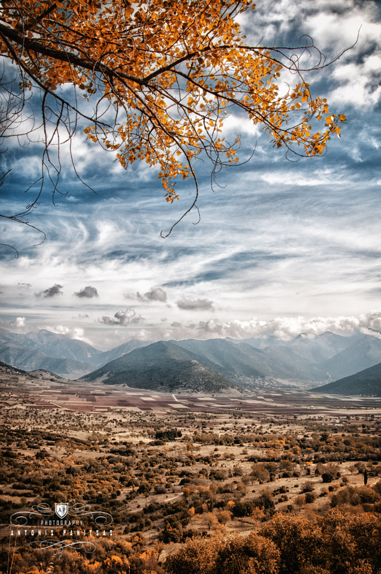 Photograph Valey in Autumn by Antonis Panitsas on 500px