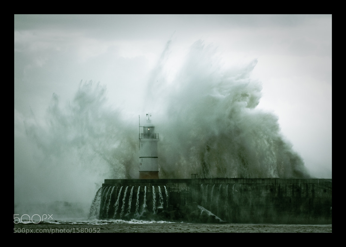 Photograph NewHaven LightHouse by Eddy D on 500px