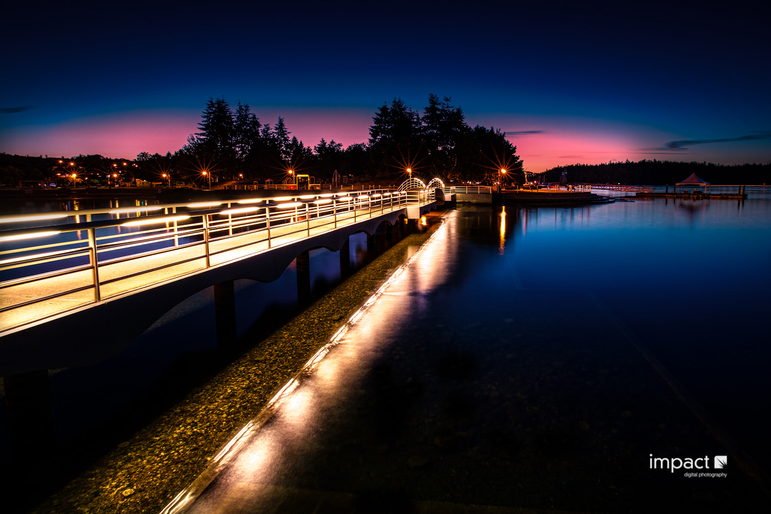 Photograph The Bridge at the Lagoon by Mike Thompson on 500px