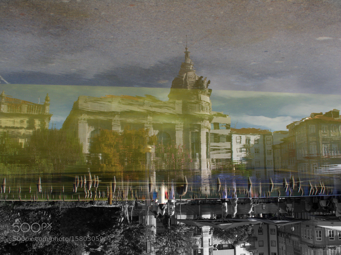 Photograph reflection of Braga by Igal Pronin on 500px