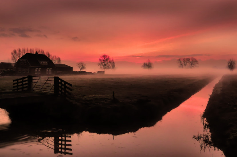 Photograph just outside our door by Patrick Strik on 500px