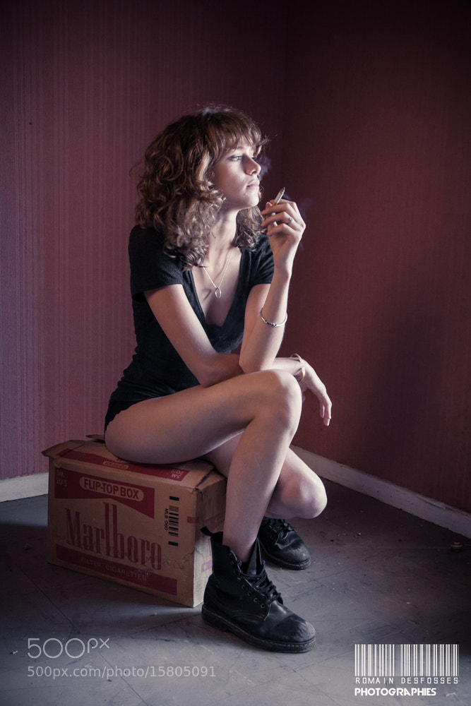 Photograph The last cig' by Romain Desfosses on 500px