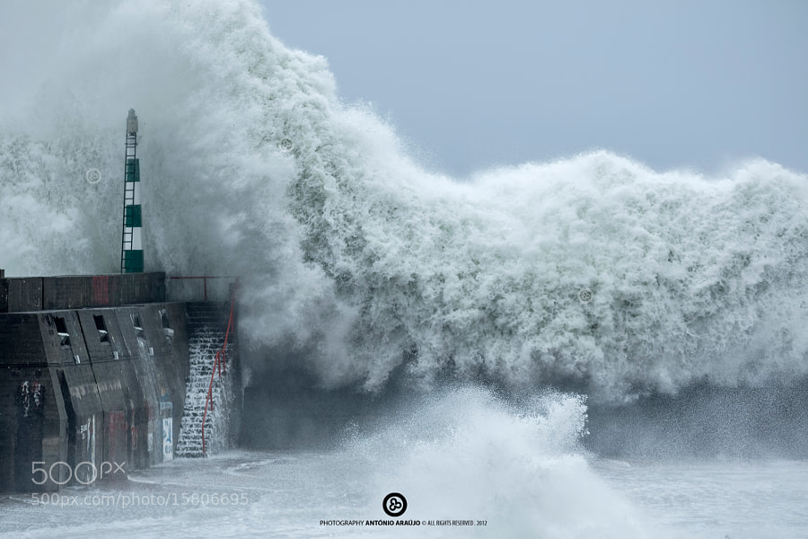 Photograph power of sea  by antonio araujo on 500px