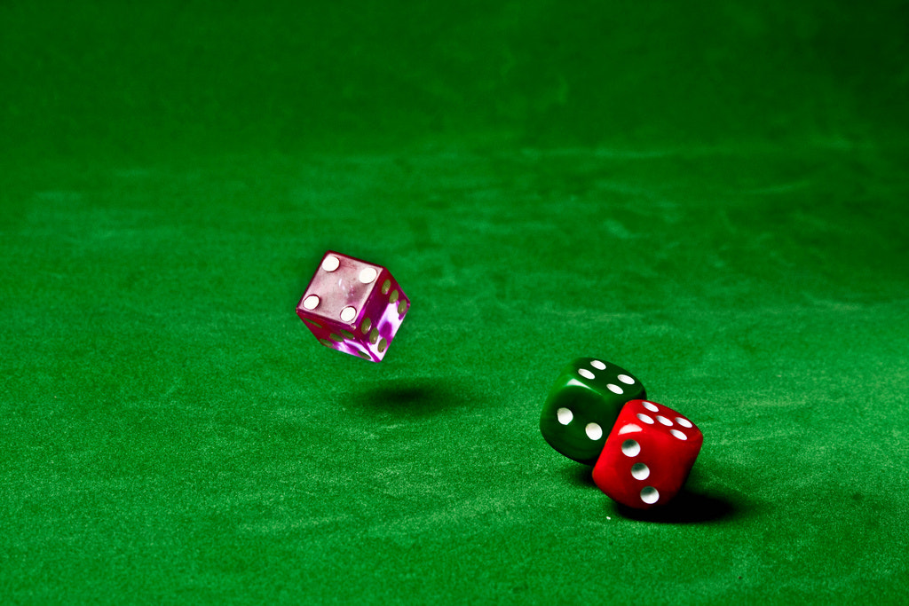 Photograph Dice by Alviseni López on 500px