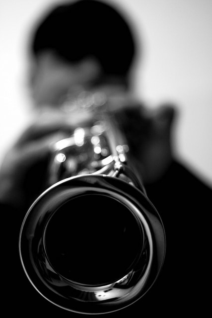 Photograph Miguel and his soprano sax by Alviseni López on 500px
