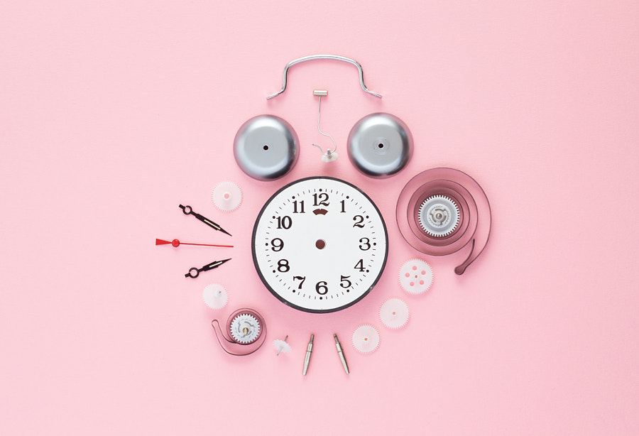 Clock components by Bogdan Dreava on 500px.com