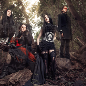 Gothic party by Benjamin Von Wong (vonwong)) on 500px.com