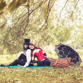 Victorian Love by Benjamin Von Wong (vonwong)) on 500px.com