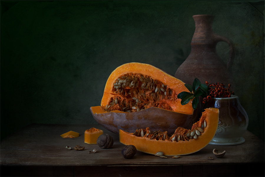 Photograph pumpkin by Viktoria Imanova on 500px
