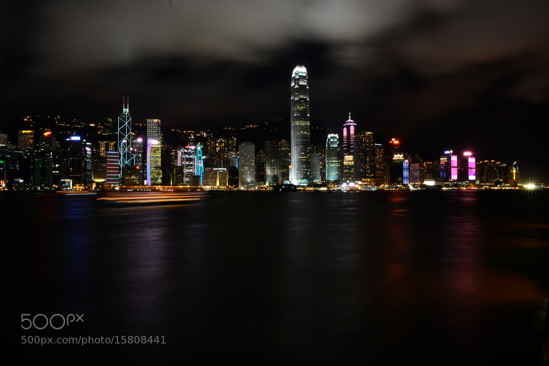 Photograph HK Harbour by Tony Frangos on 500px