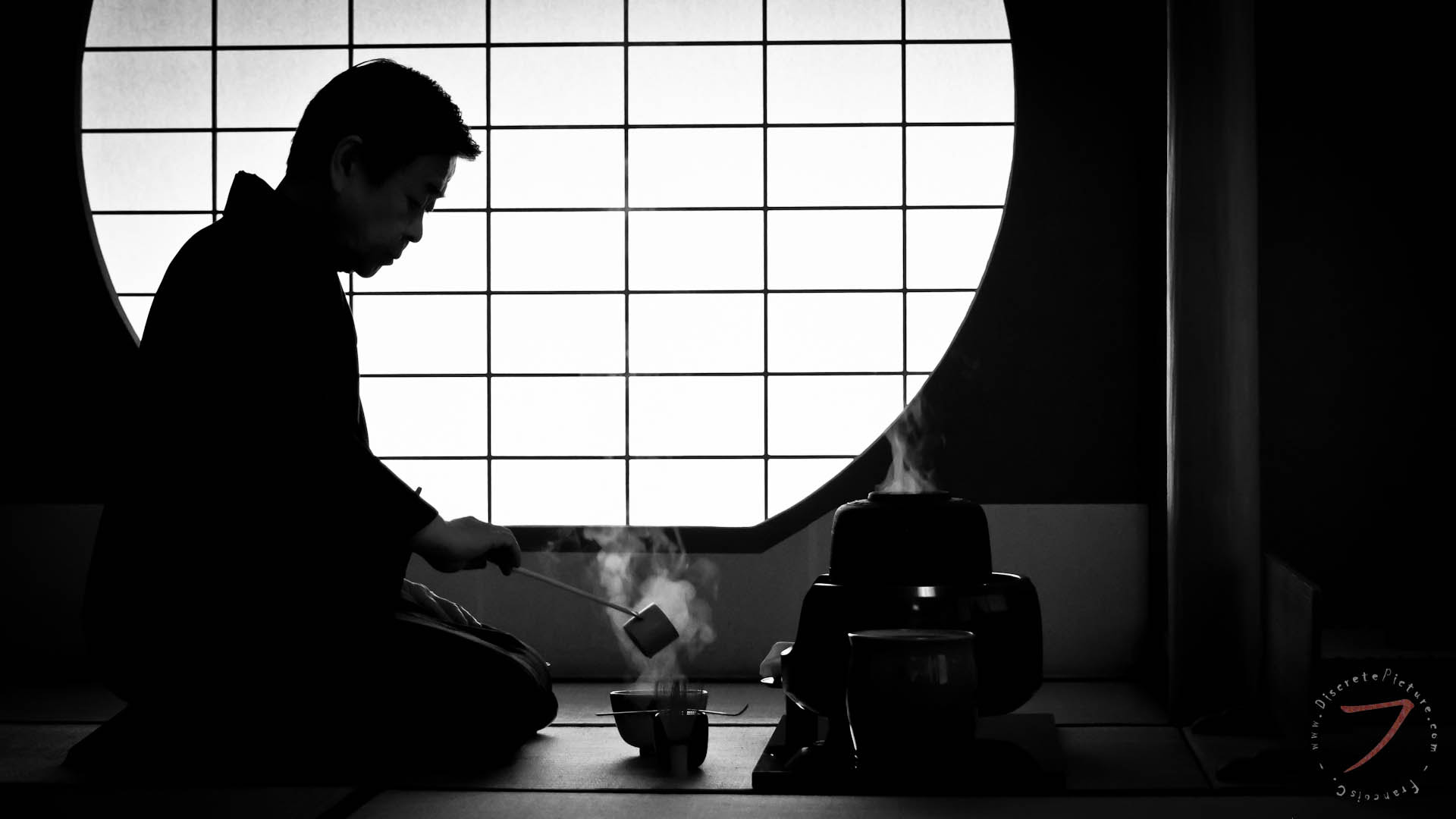 Photograph Tea ceremony - Muenchen tee hause by francois cad on 500px