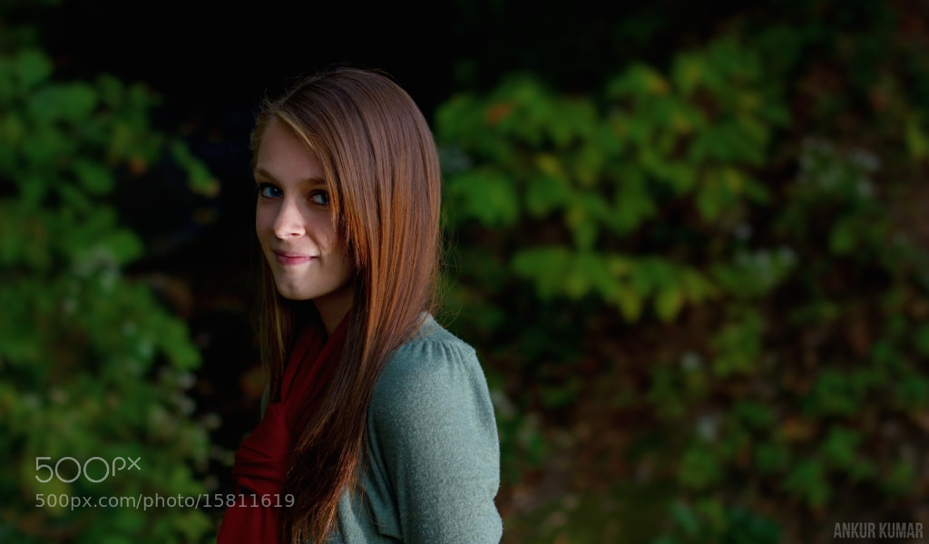 Photograph Emily #2 by Ankur Kumar on 500px
