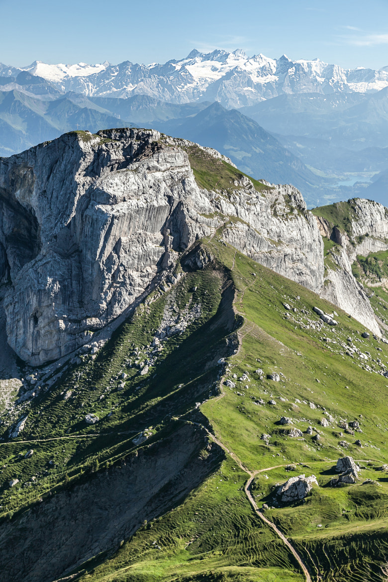 Photograph The Alps by Sasipa Muennuch on 500px