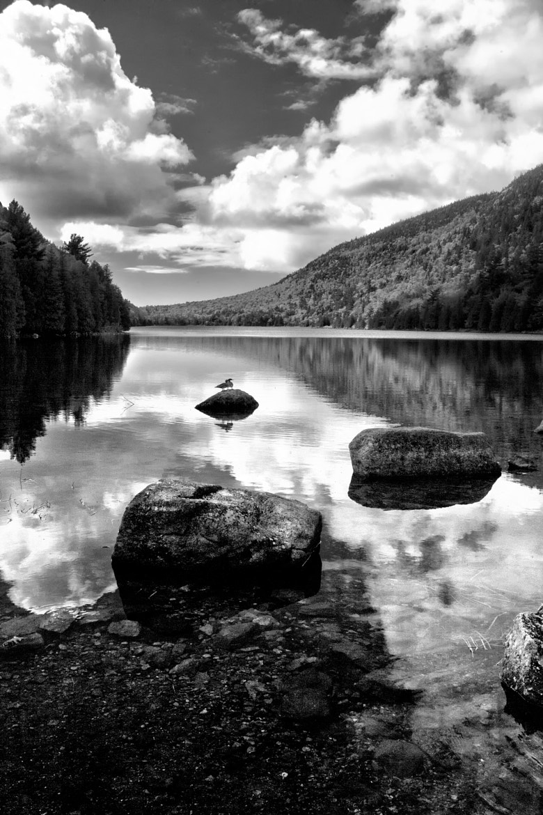 Photograph Eagle Lake by Barry Donaghue on 500px